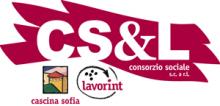 Logo istituzionale - CS&L Consorzio Sociale